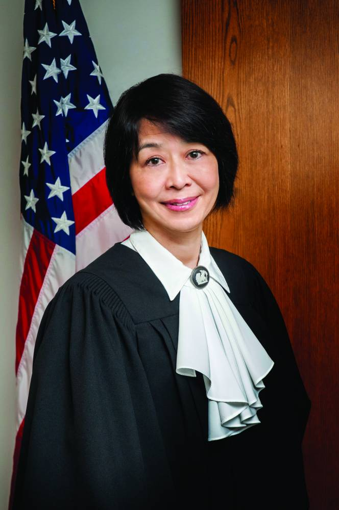 Judge Mimi Yam - Top 30 Women