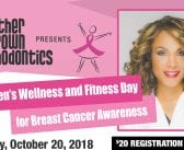 Dr. Heather Brown | Women's Wellness and Fitness Day for Breast Cancer Awareness | Sat. October 20, 2018